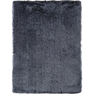 Sarina Blue Area Rug Rug Size: Rectangle 8 x 11
