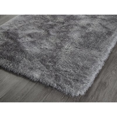 Sarina Gray Area Rug Rug Size: Rectangle 8 x 11