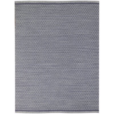 Latimer Modern Hand-Woven Violet Area Rug Rug Size: Rectangle 8 x 10