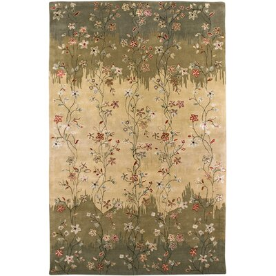 Deschamps Area Rug Rug Size: 56 x 86