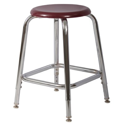 Rent to own Adjustable Height Chrome Round Tube...