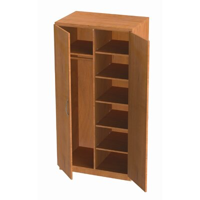 In store financing Repositionable Replay Armoire Size:...