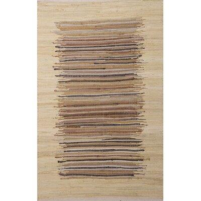 Jaipur Rugs Prime Taupe/Ivory Stripe Area Rug