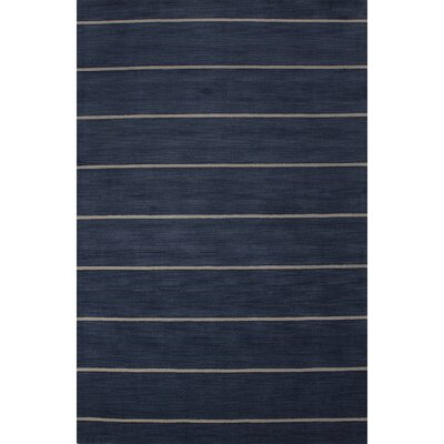 Jayde Hand-Tufted Blue Area Rug