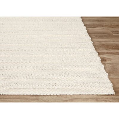 Gareth Hand-Woven Area Rug Size: Rectangle 2 x 3