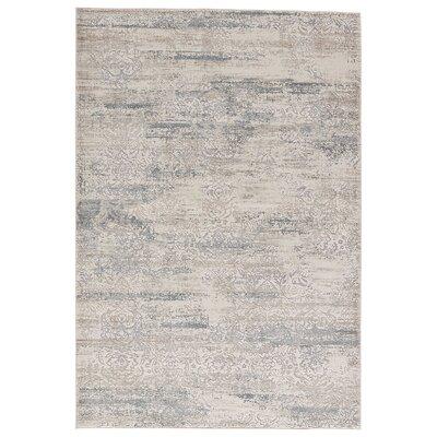 Jay Ivory Area Rug Rug Size: Rectangle 5 x 76