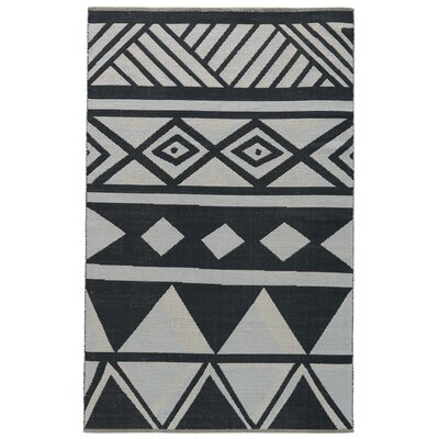 Jaimey Phantom/Lilac Ash Area Rug Rug Size: Rectangle 8 x 11