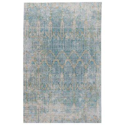 Javon Blue Area Rug Rug Size: 9 x 12