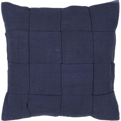 Ramona Cotton Throw Pillow Size: 18 x 18