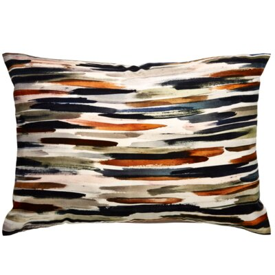 Hursey Watercolor Lumbar Pillow
