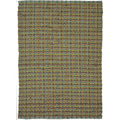 Brendan Hand-Woven Meadow Area Rug Rug Size: 24 x 40