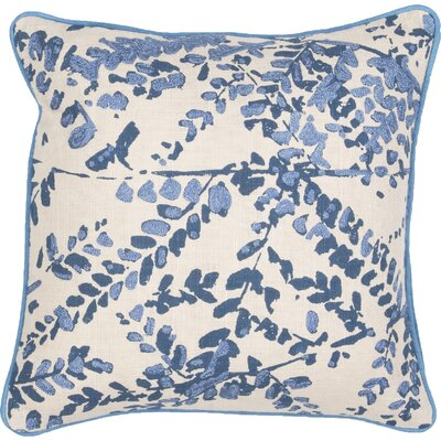 Fuller Cotton Throw Pillow