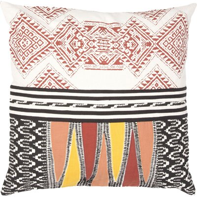 Kade Cotton Throw Pillow