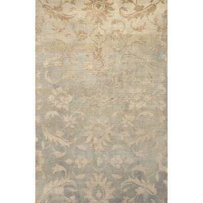 Tristian Blue Area Rug Rug Size: 2 x 3