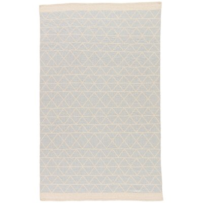 Helios Gray/Tan Indoor/Outdoor Area Rug Rug Size: Rectangle 2 x 3