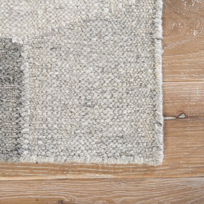 Samara Gray Indoor/Outdoor Area Rug Rug Size: Rectangle 8 x 10