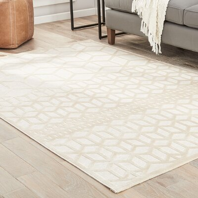Helene Cream/White Area Rug