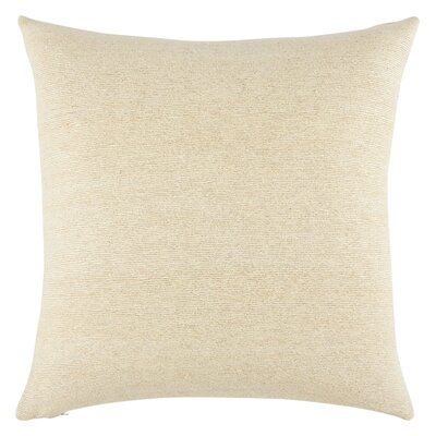 Alosville Silk Throw Pillow Fill Material: Down/Feather