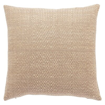 Meyers Silk Throw Pillow Fill Material: Down/Feather