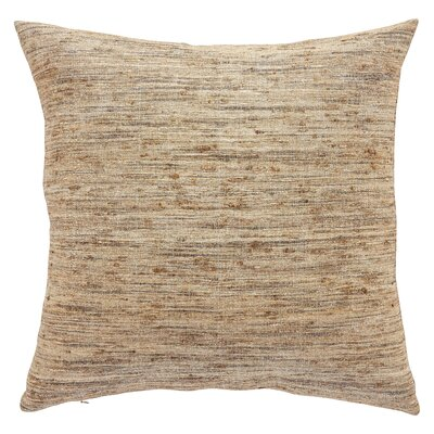 Alona Silk Throw Pillow Fill Material: Down/Feather