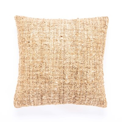Ciara Silk Throw Pillow Fill Material: Polyester/Polyfill