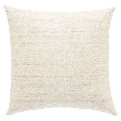 Alwick Silk Throw Pillow Fill Material: Down/Feather