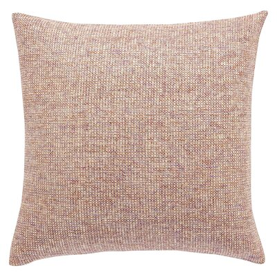 Brummitt Silk Throw Pillow Fill Material: Down/Feather