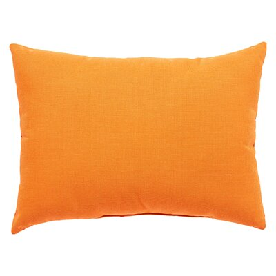 Kaley Solid Indoor/Outdoor Lumbar Pillow
