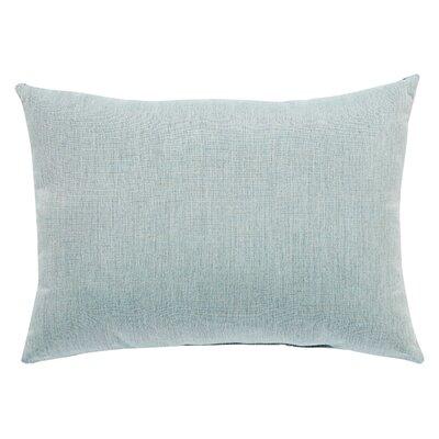 Haleigh Solid Indoor/Outdoor Lumbar Pillow