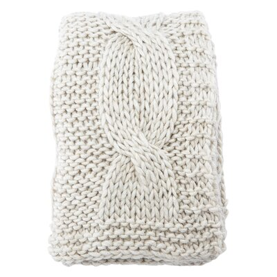 Bonilla Chunky Knit Throw