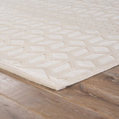 Dane Bright Cream Area Rug