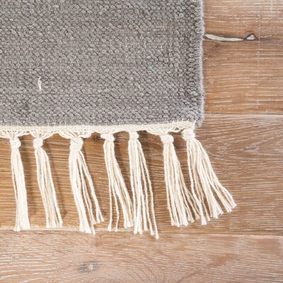 Tahoe Flat Woven Yellow/Tan Indoor/Outdoor Area Rug Rug Size: Rectangle 8' x 10'