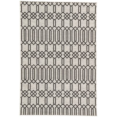 Wall Street Moonstruck Indoor/Outdoor Area Rug Rug Size: Rectangle 54 x 77