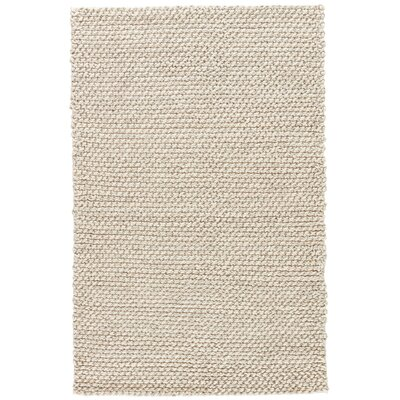 Checotah Ivory/Gray Rug Rug Size: Rectangle 16 x 16