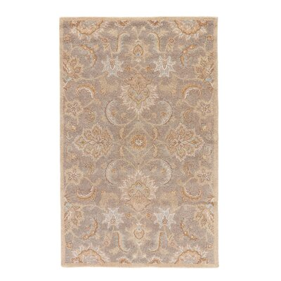 Thornhill Gray/Tan Area Rug Rug Size: Rectangle 8 x 10