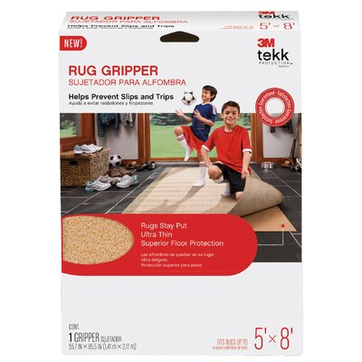 "3M Rug Gripper - Size: 96"" W x 60"" D at Sears.com"