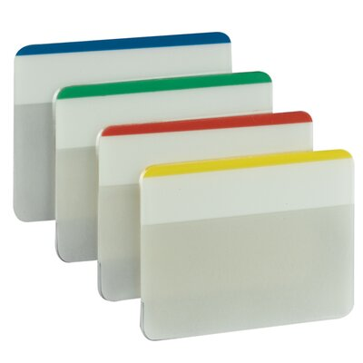 2 x 1.5 Post-It Durable Filing Tab