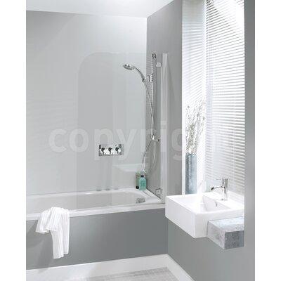Simpsons Supreme Deluxe Bath Shower Screen