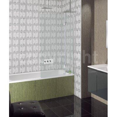 Simpsons Ten Bath Shower Screen