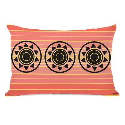 Sol Aztec Lines Lumbar Pillow