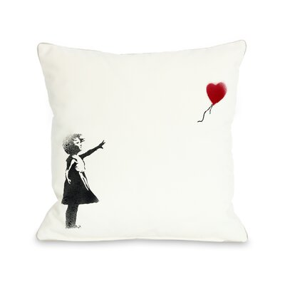 There is Always Hope Throw Pillow Size: 16 H x 16 W