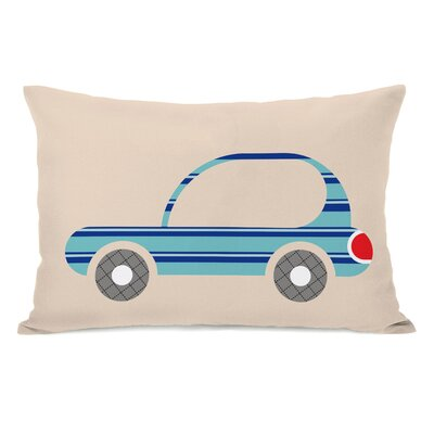 Car Throw Pillow Size: 26 H x 26 W