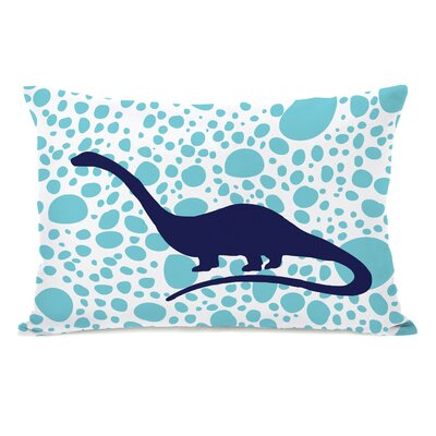 Apostosaurus Spots Lumbar Pillow