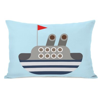 Boat Lumbar Pillow