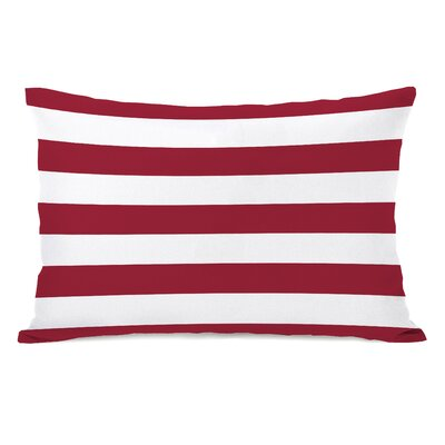 Stars and Stripes Reversible Lumbar Pillow