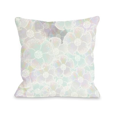 Blooming Pillow