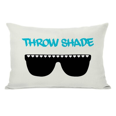 Throw Shade Sunglasses Pillow