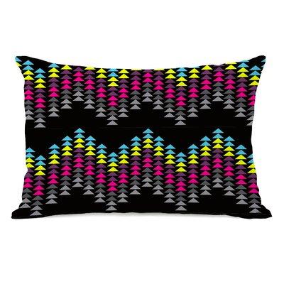 Ziggy Triangle Lumbar Pillow