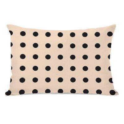 Penny Polka Dots Throw Pillow
