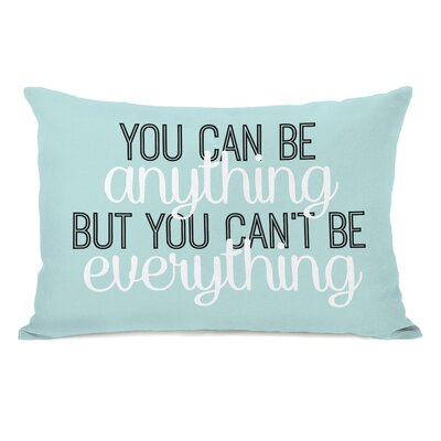 Anything Everything Throw Pillow